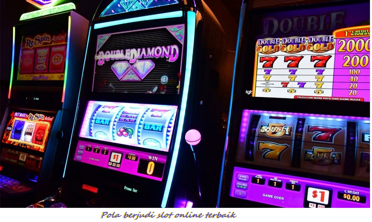 Pola berjudi slot online terbaik